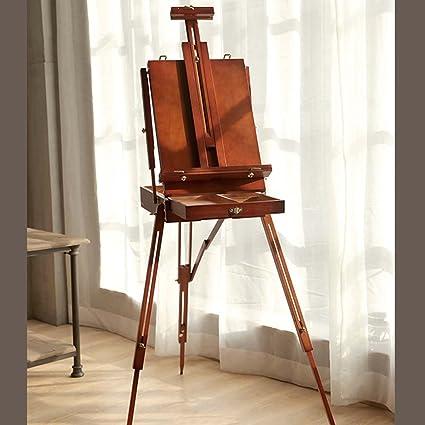 Cavalletto Per Pittura Su Tela In Legno D\'arte Professionale - 86,5 ...