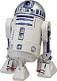 STAR WARS ( スターウォーズ ) R2-D2 音声 ・ アクション 目覚まし キャラクター 時計 デジタル 白 リズム時計 8ZDA21BZ03
