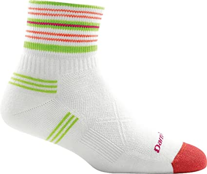 Darn Tough Vertex 1//4 Sock Ultra-Light Women running socks Merino walking