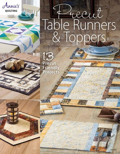 Free Precut Table Runners & Toppers