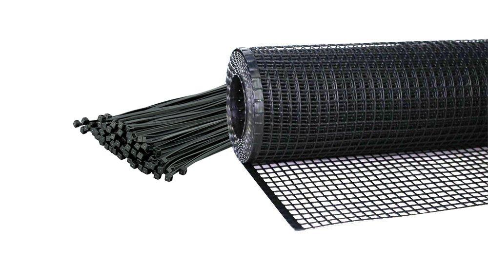 Kidkusion Heavy Duty Deck Guard, Black