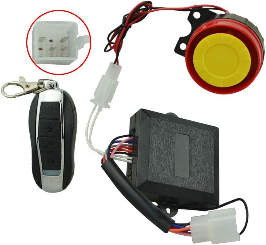FLYPIG Remote Control Kill Start Switch For 50 70 90 110 125cc ATV taotao roketa sunl