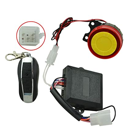 amazon com flypig remote control kill start switch siren alarm for Remote Control Airplanes Videos
