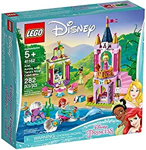 lego  DISNEY-Ariel, Aurora, and Tiana's Royal Celebration 41162