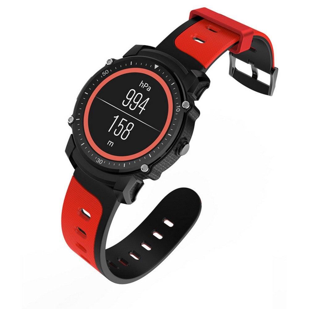 FS08 SmartWatch mtk2503 GPS IP68 impermeable Bluetooth resistente ...