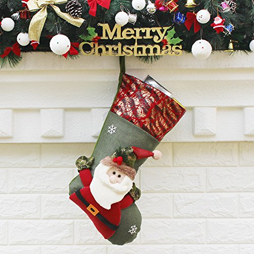christmas socks gift bag home decoration shelf hanging christmas ornaments decorations gift christmas decorations large luxury