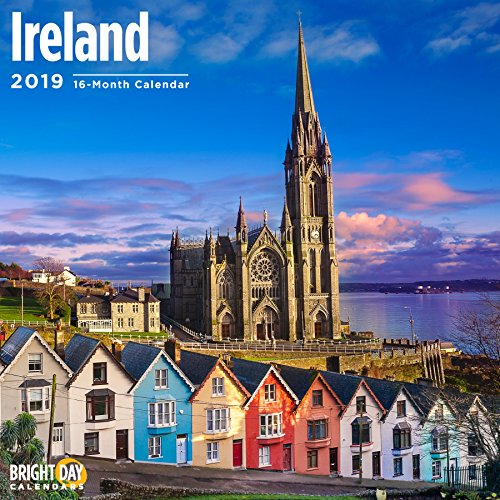 (Ireland 2019 16 Month Wall Calendar 12 x 12 Inches)