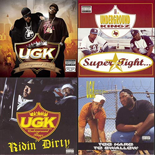 Best of UGK (The Best Of Ugk)