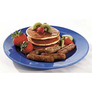 Odoms Tennessee Pride All Natural Cooked Trimming Skinless Sausage Link, 0.75 Ounce -- 1 each.