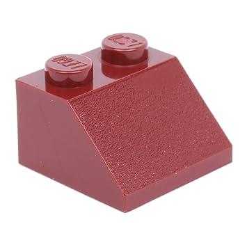 LEGO®  1x2 Dachstein rot 10 Stück