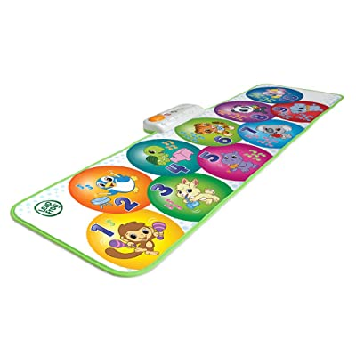 LeapFrog Learn and Groove Musical Mat, Green, Great Gift For Kids, Toddlers, Toy for Boys and Girls, Ages 2, 3, 4, 5: Toys & Games
