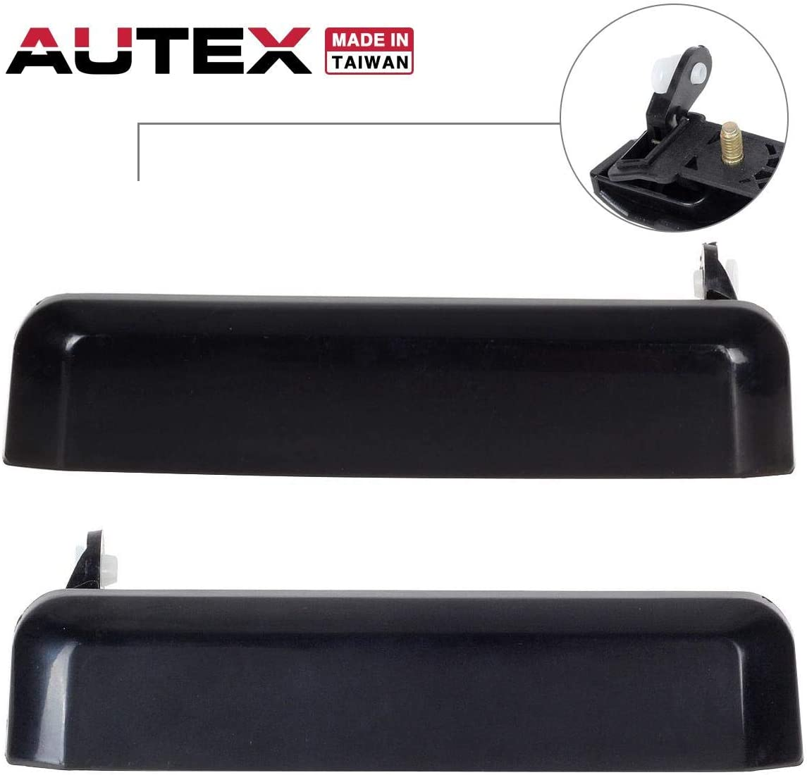 Fit Nissan Pathfinder D21 Sentra Exterior Outside Front Right Side Door Handle