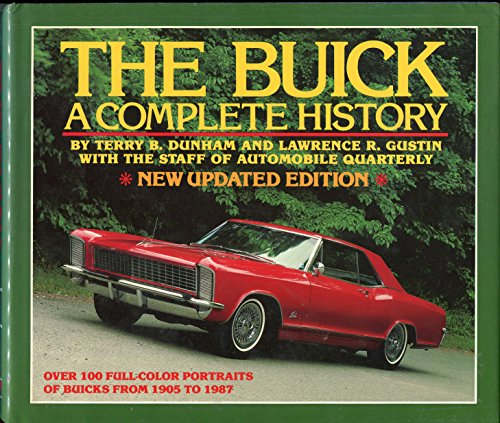 the-buick-a-complete-history-automobile-quarterly-library-series