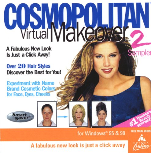 Cosmopolitan Virtual Makeover 2 Sampler (Jewel - Make Me Virtual A