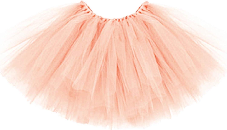 Damen Tütü Tutu Ballettrock Tüllrock Petticoat Ballettkleid Rock Spitze Modern