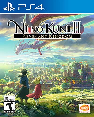 PS4 Ni no Kuni II: Revenant Kingdom for PlayStation 4