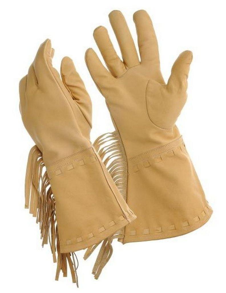 JT Tough-1 Ladies Buck-A-Roo Glove w/Fringe