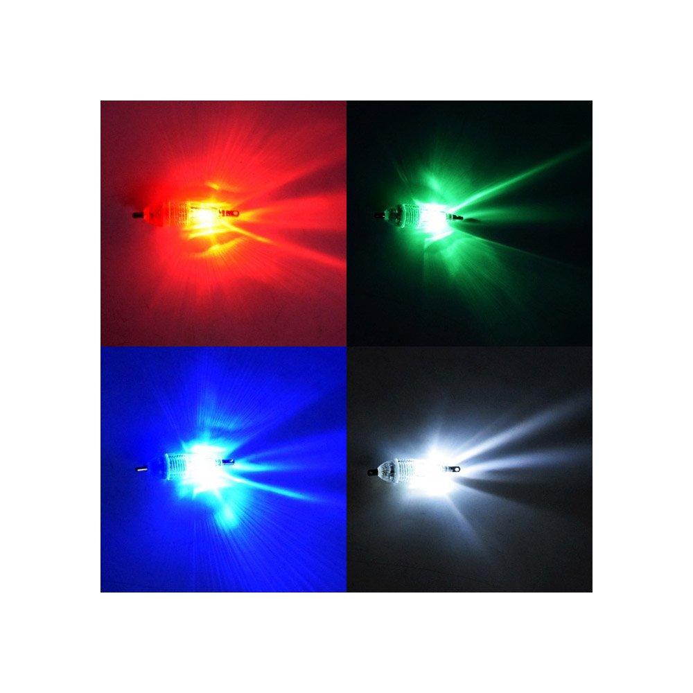 Amazon.com : EHC Tech LED Fishing light, LED fishing lures, LED ...