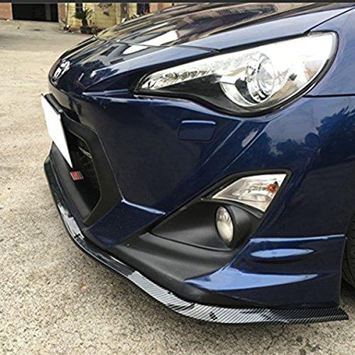Hengjia Auto Parts Universal Fit Carbon Fiber Car Front