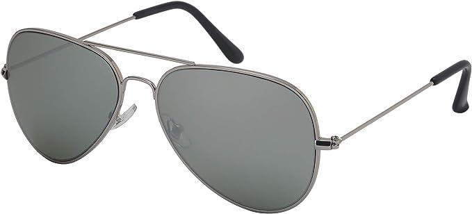 A710 Top Gun Silver Frame Costume Sunglasses Glasses Glass Accessories