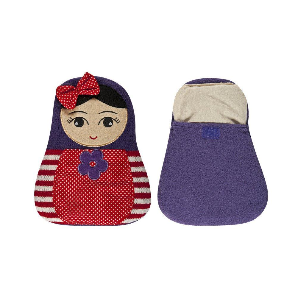 SOXO de punto Cuddle en microondas calentador de cuerpo: muñeca rusa: Amazon.es: Salud y cuidado personal