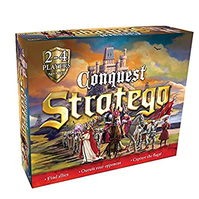 PlayMonster Stratego Conquest: Toys & Games