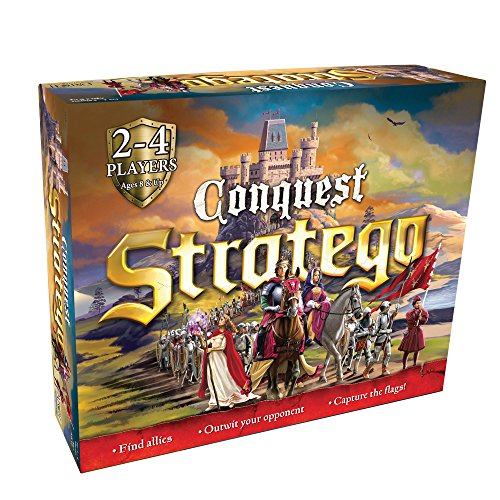 (PlayMonster Stratego Conquest)