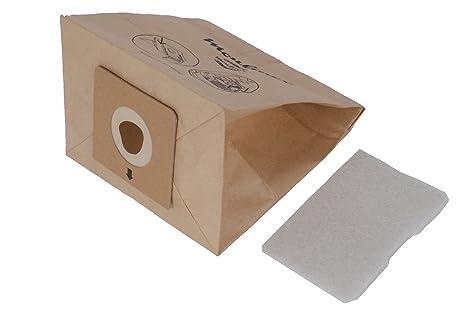 Amazon.com: Moulinex mt000501- Pochette 6 alvéolos Papier + ...