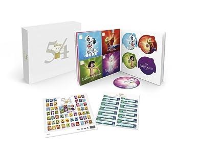 Collezione completa i classici disney dvd edizione limitata