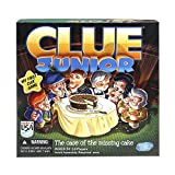 Hasbro Clue Junior Board Game The Case of the Missing Cake