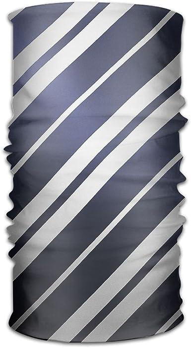 Headwear Headband Colored Stripes Head Scarf Wrap Sweatband Sport Headscarves For Men Women