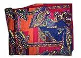 Gypsya Studio Quilt/Throw/Gudri/Ralli Handmade-Vintage-Kantha-Quilt-Indian-Cotton-Patchwork