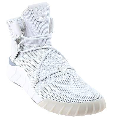 new styles 6fae6 aaad7 adidas Mens Tubular X 2.0 PK Athletic  Sneakers Grey