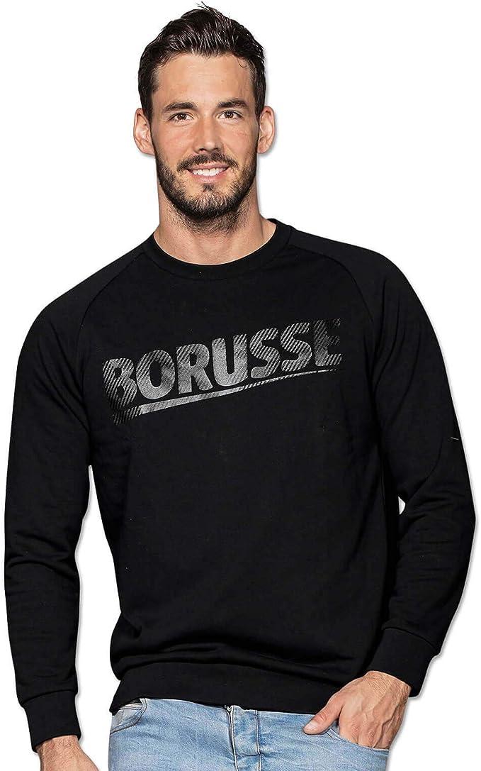 Borusse Sweatshirt 3XL: : Bekleidung