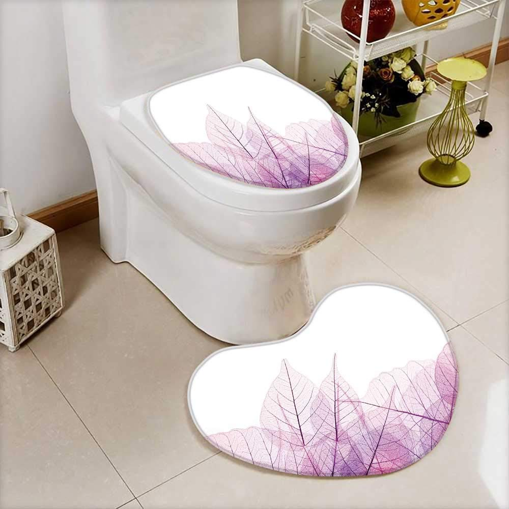 Wondrous Amazon Com Bathroom Non Slip Pink And Purple Border Of Interior Design Ideas Gentotryabchikinfo