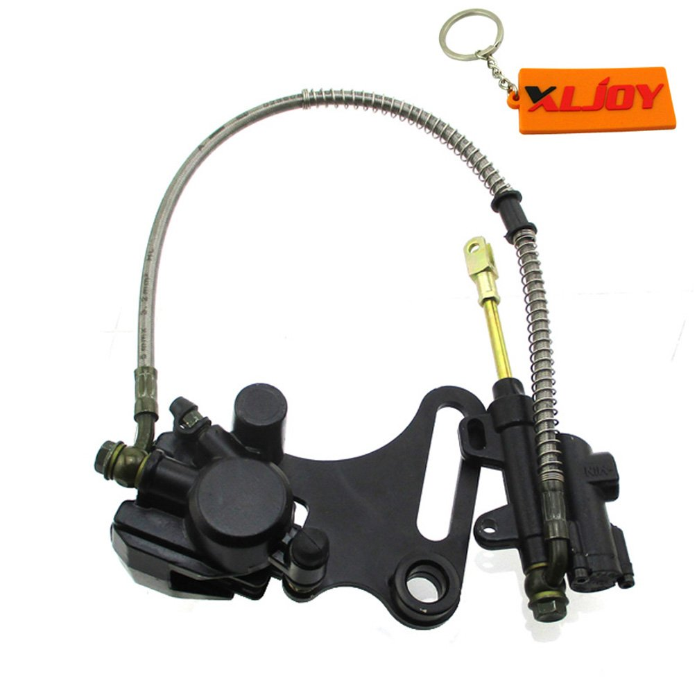 XLJOY 550mm Rear Hydraulic Master Brake Caliper Assy For 50cc-190cc Chinese Pit Dirt Bikes