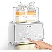 Baby Bottle Warmer | Bololo Bottle Warmer for breastmilk | 500W Stronger Power Fast Breast Milk Warmer| Baby Food Heater…