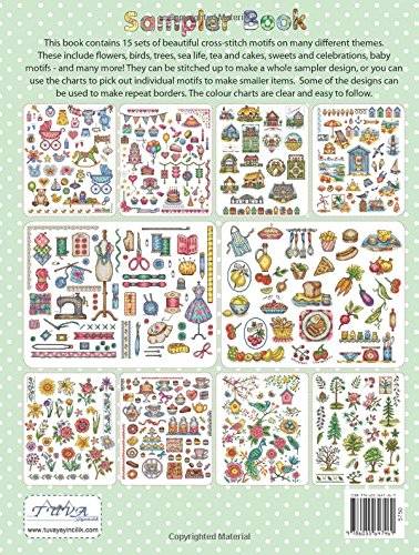Cross stitch sampler book beautiful samplers