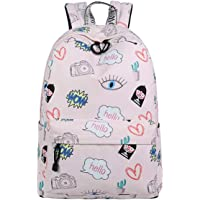 Typify PU Leather Printed Turquoise Big Size Women's Backpack Bag