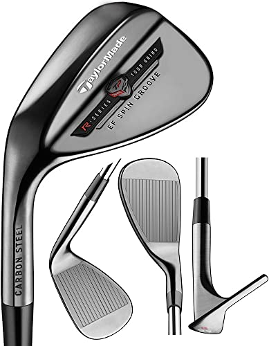 TaylorMade Tour Preferred EF Wedge, 52 09 Degree, Right Hand, Wedge Flex
