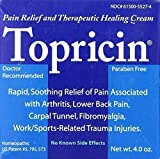 Topricin Pain Relief Cream(Pack 6)