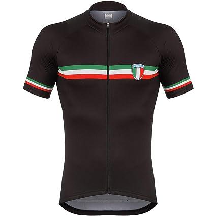 Amazon.com   De Marchi PT-EVO Italian Jersey - Men s   Sports   Outdoors e225d50dd