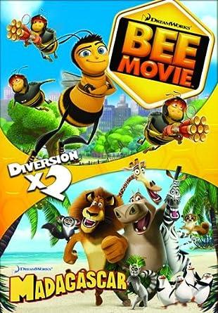 Amazon.com: Pack Bee Movie + Madagascar (Import Movie ...