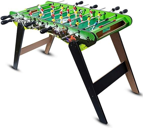 Juguetes para niños Mesa de fútbol para niños Juguete educativo para niños de 3-10 años Regalo de juguete para niños Regalo de 8 asientos Máquina de fútbol para mesa Máquina de juego
