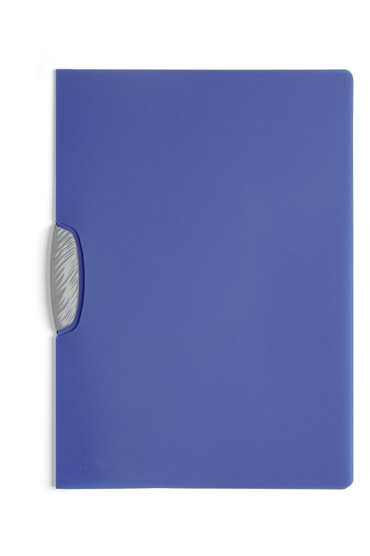 25er Packung farbig sortiert aus PP, bis zu 30 Blatt A4 Durable 226600 Klemm-Mappe swingclip Color
