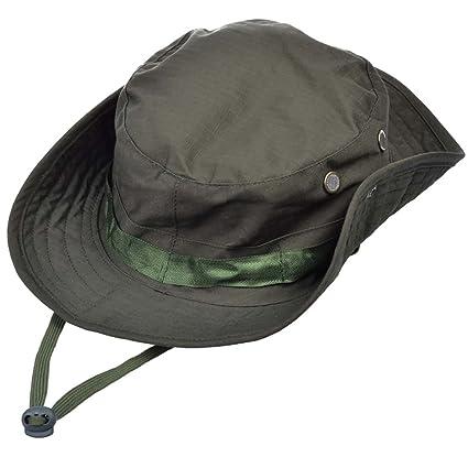 MerryBIY Cappello da Pescatore per Pesca 9773478f7a1f