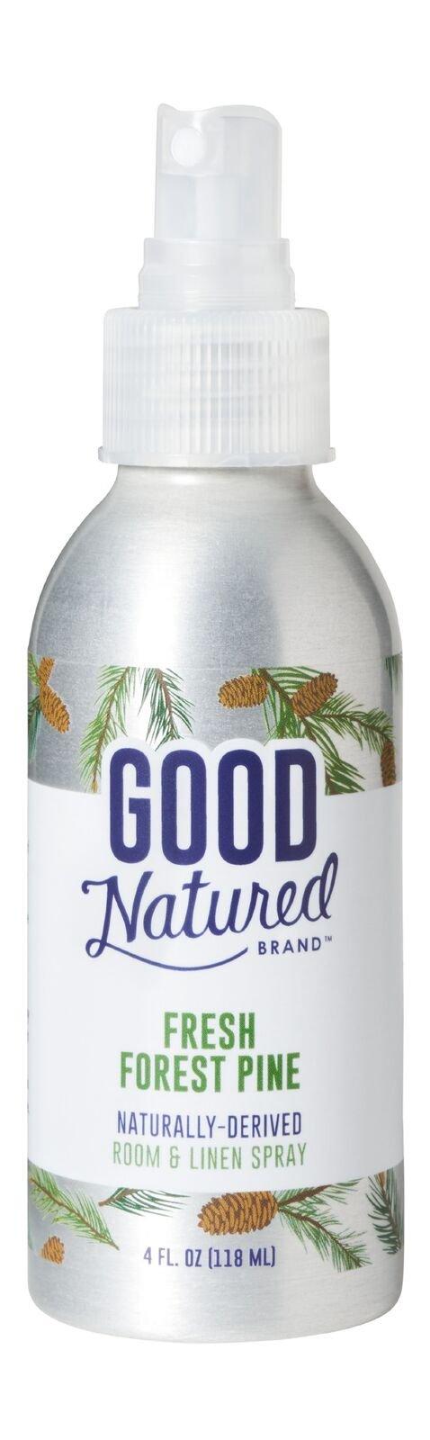 Good Natured Brand All-Natural Eco-Friendly Fresh Forest Pine Room & Linen Spray 4 fl. oz.