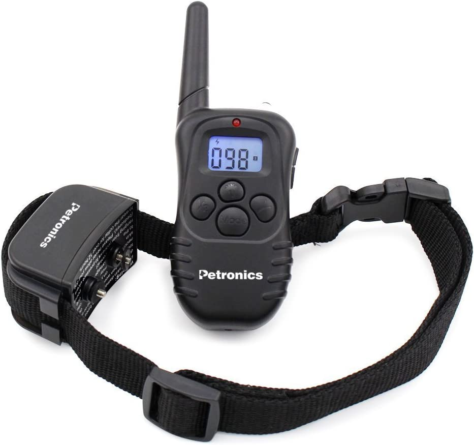3. Petronics Rechargeable Training Collar