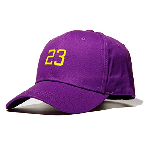 LENGXDR Gorras De Hombre Hombres Gorra De Béisbol con El Número 23 ...
