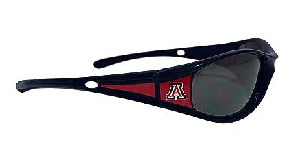 f62d8bf6e25c NCAA Colored Frames Sports Elite Sunglasses - UVA UVB Protection (Arizona  Wildcats)